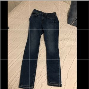 Old navy skinny high rise Jean